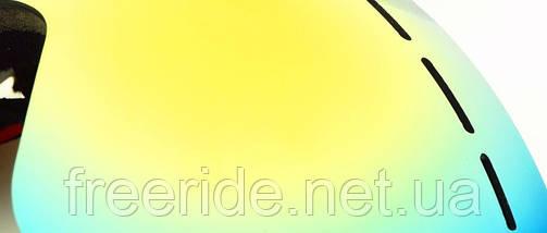 Лыжная маска безрамная, очки для сноуборда, фото 3