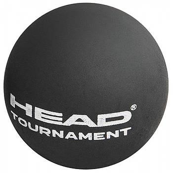 Мяч для сквоша Head Prime Squash Ball Black слабый отскок (287-326)