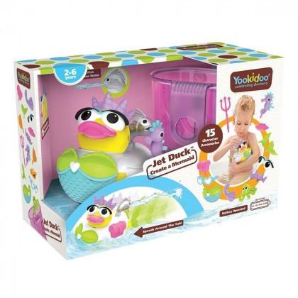 Іграшка для ванної Yookidoo Русалонька (71336)