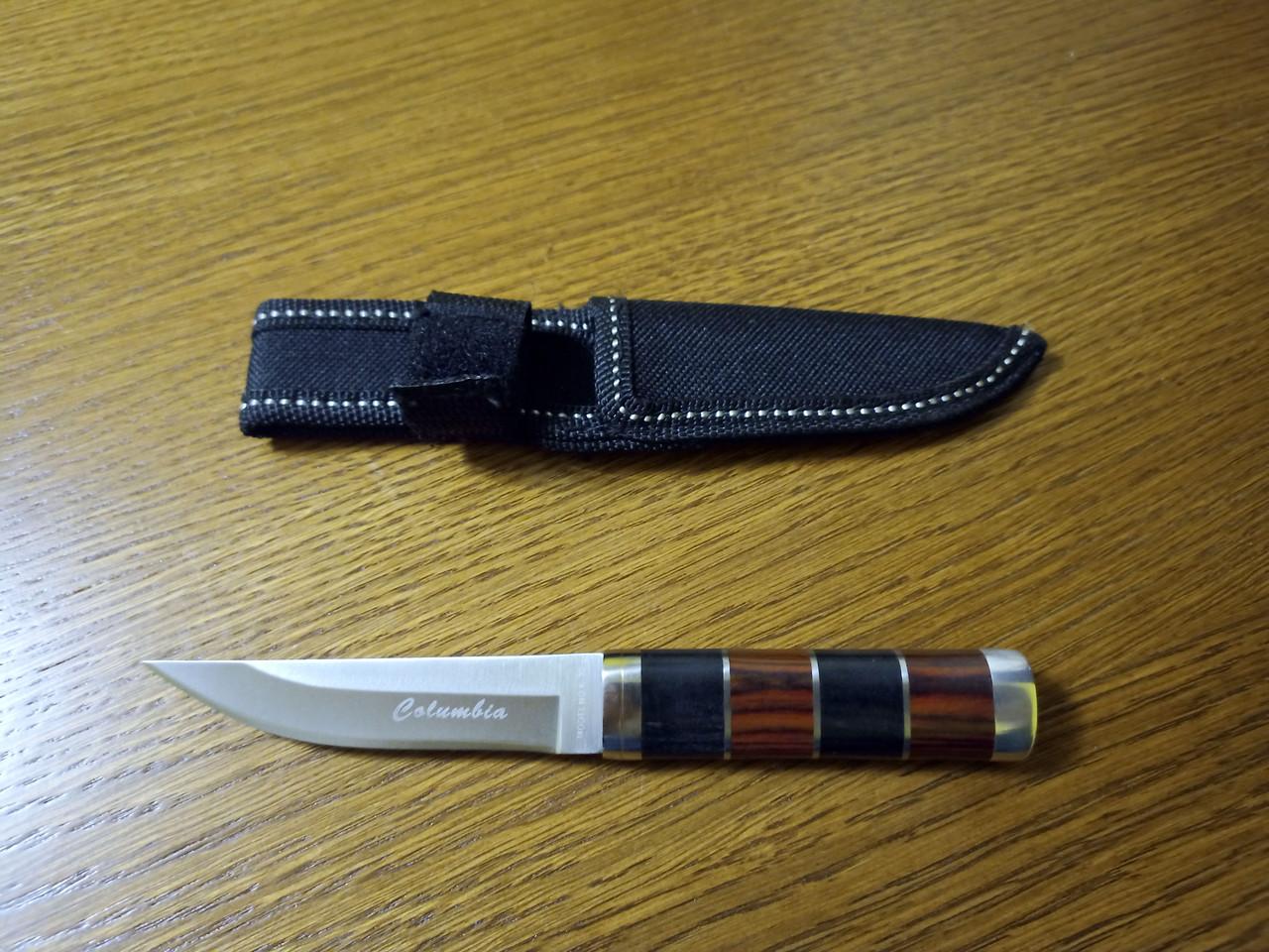 Нож Columbia K-30 с чехлом