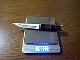 Нож Columbia K-30 с чехлом, фото 7