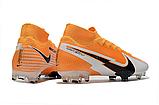 Бутсы Nike Mercurial Superfly VII Elite FG yellow, фото 3