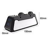Зарядний пристрій док-станція DOBE для DualShock 4 / PS4 / PS4 Slim / PS4 Pro, фото 6