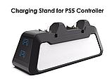 Зарядное устройство док-станция ALLOYSEED для DualSense PS5, фото 4