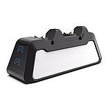 Зарядний пристрій док-станція DOBE для DualShock 4 / PS4 / PS4 Slim / PS4 Pro, фото 7