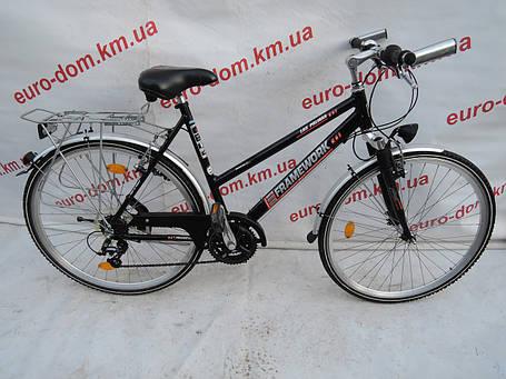 Городской велосипед Framework 28 колеса 21 скорость, фото 2