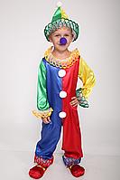 Детский карнавальный костюм для мальчика Клоун №2, фото 1