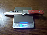 Нож охотничий CH-10 в чехле, фото 5
