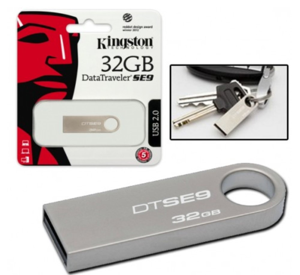 Карта памяти для компьютера | Флэш-накопитель | Флешка   USB Kingston 32GB