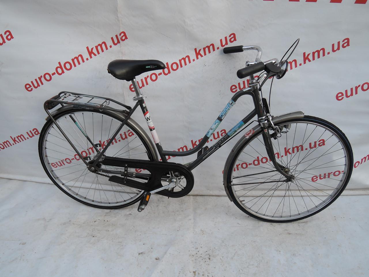 Городской велосипед Sparta 28 колеса. Простой классической велосипед
