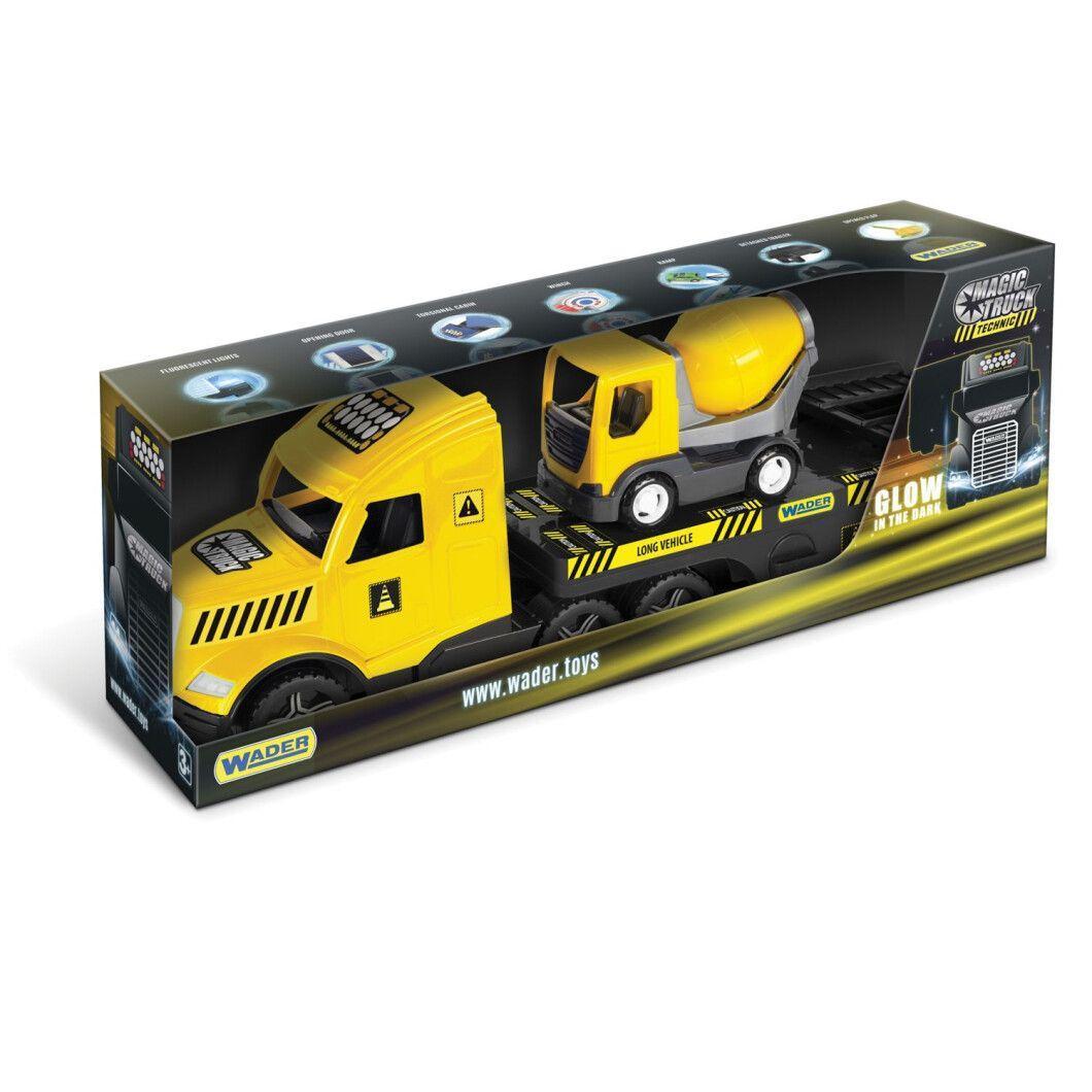 Magic Truck Technik с бетонозмишувачем 36460