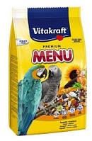 Корм для крупных попугаев (Ара, Жако) Vitakraft Меню 1 кг