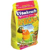 Корм для африканских неразлучников Vitakraft African  750 г