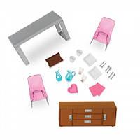 Набор для кукол LORI Мебель для столовой LO37030Z, КОД: 1915911