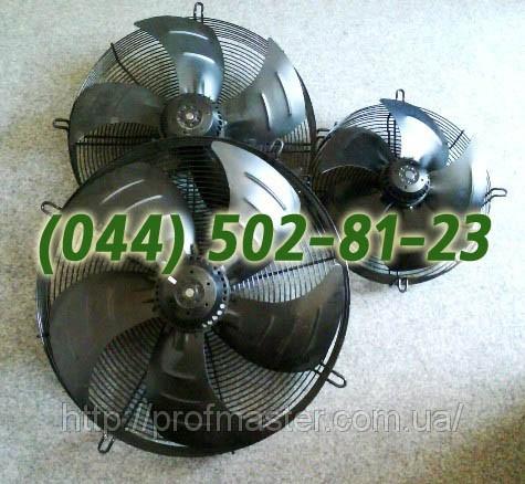Осьовий вентилятор вентилятор кондиціонера для охолоджувача, на теплообмінник