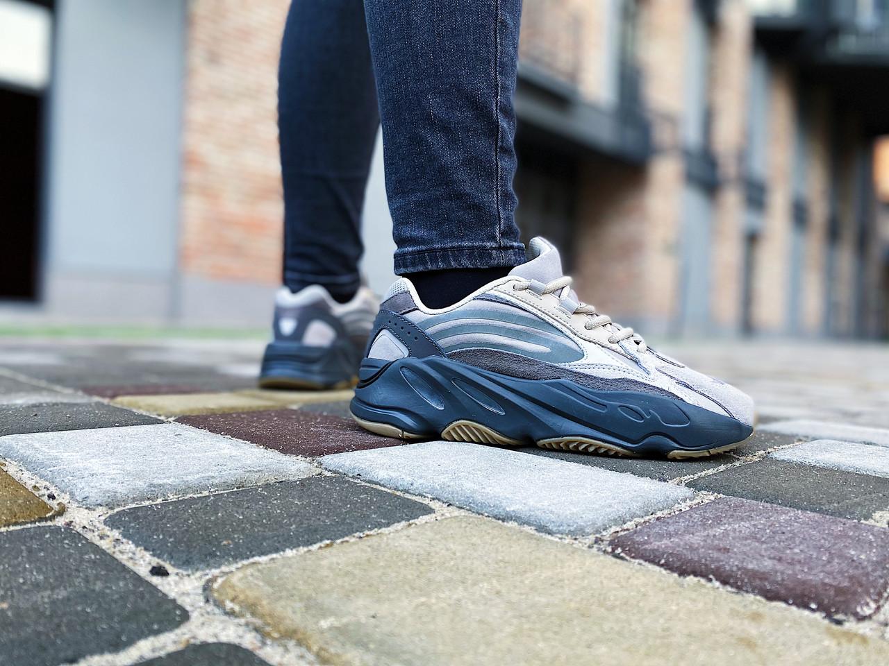 """Кроссовки женские Adidas Yeezy Boost 700 V2 """"Tephra"""" / FU7914 (Размеры:37,38,38.5,39)"""