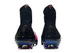 Бутсы adidas Predator Mutator 20+ FG black/pink/gold, фото 4