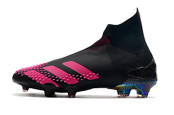 Бутсы adidas Predator Mutator 20+ FG black/pink/gold