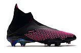 Бутсы adidas Predator Mutator 20+ FG black/pink/gold, фото 2