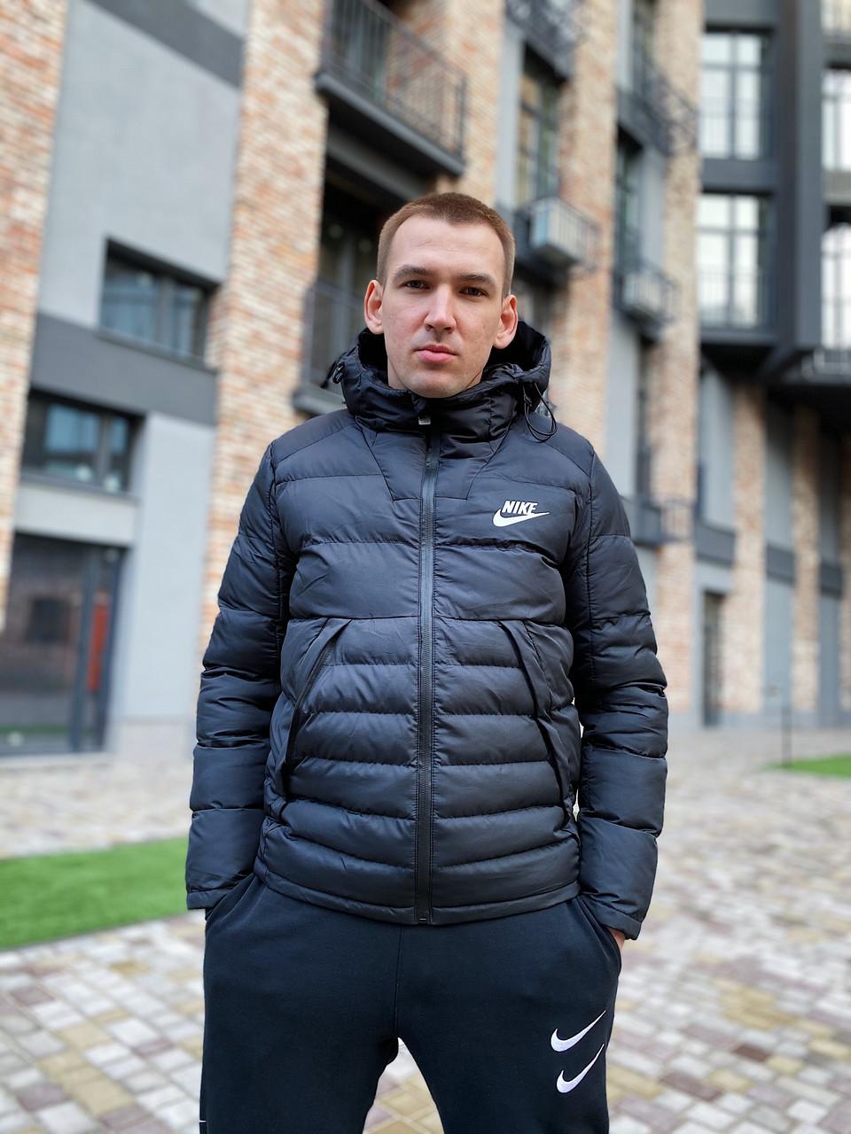 Куртка мужская Nike / CLO-191 (Размер:L)