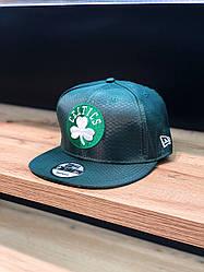 Кепка с прямым козырьком Boston Celtics / SNB-1348