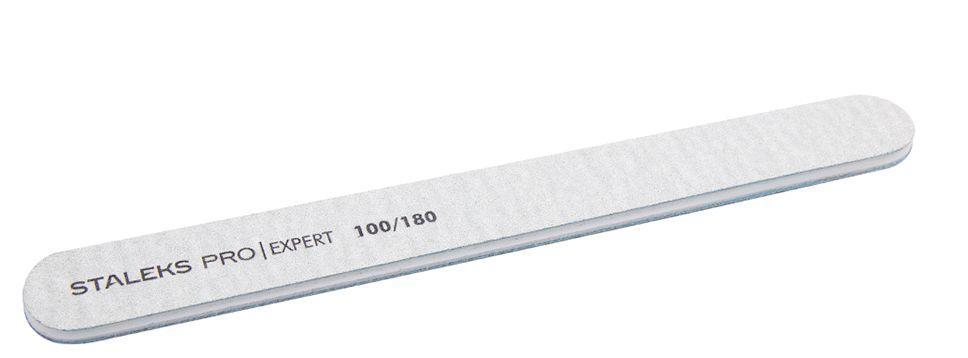 Пилка минеральная для ногтей Сталекс 100/180