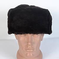 Зимняя мужская шапка из искусственного меха Мутона