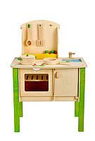 4100071 Кухня деревянная 54*33,4*79,5см (8эл.)