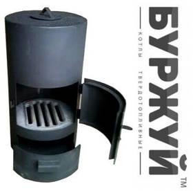 Круглая варочная печь Буржуй 3 кВт