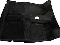 Ковролин пола ВАЗ 2106 (ковер пола) ЛЮКС на основе с кольцом 2101-5109008-10