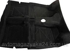 Ковролін підлоги ВАЗ 2109 (килим підлоги) ЛЮКС на основі 2108-5109008-10