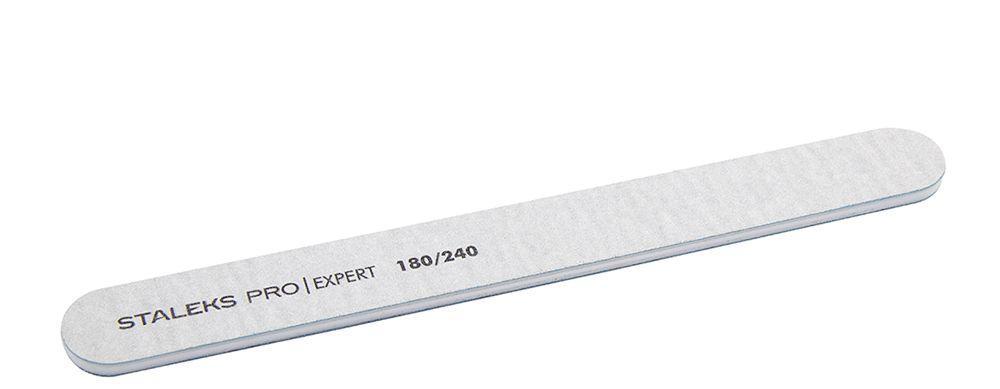 Пилка минеральная для ногтей Сталекс 180/240