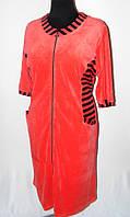 Красивый женский халат большого размера 052