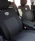 Авточехлы Favorite на Toyota Avensis 2003-2009 год универсал, фото 5