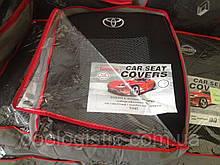 Авточехлы  на Toyota Avensis 2003-2009 год универсал