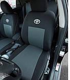 Авточехлы Favorite на Toyota Avensis 2003-2009 год универсал, фото 6