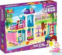 Детский конструктор для девочек JDLT 5413 на 85 деталей