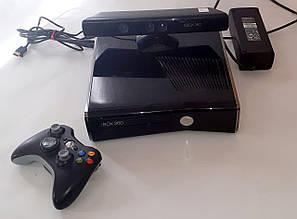 Игровая приставка + kinect  Xbox 360, Model 1439 б.у.