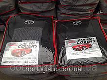 Авточохли Favorite на Toyota Avensis 2003-2009 sedan