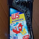 Средство для мытья полов с морским ароматом  W5 Allesfrisch 1250 мл, фото 2