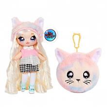 Игровой набор кукла и питомец котенок Na! Na! Na! Surprise S2 W2 – Паула Перрфект 571728