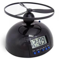Летающий будильник с пропеллером - оригинальный подарок, сувенир