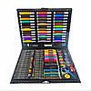 Большой набор для рисования Art set на 150 предметов набор для творчества, фото 2