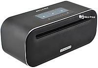 Портативная сенсорная Bluetooth колонка Awei Y600 (Bluetooth, MP3, AUX, Mic) Black (5587)