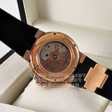 Ulysse Nardin Maxi Marine Chronometer 266-66-3/62 копия arabic numerals Black Gold механика Улис Нардин, фото 4