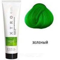 Краска XTRO зеленый 100 мл,