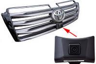 Камера переднего вида Toyota prado 150 Front