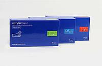 нестерильные неопудренные (50 пар/уп) синие