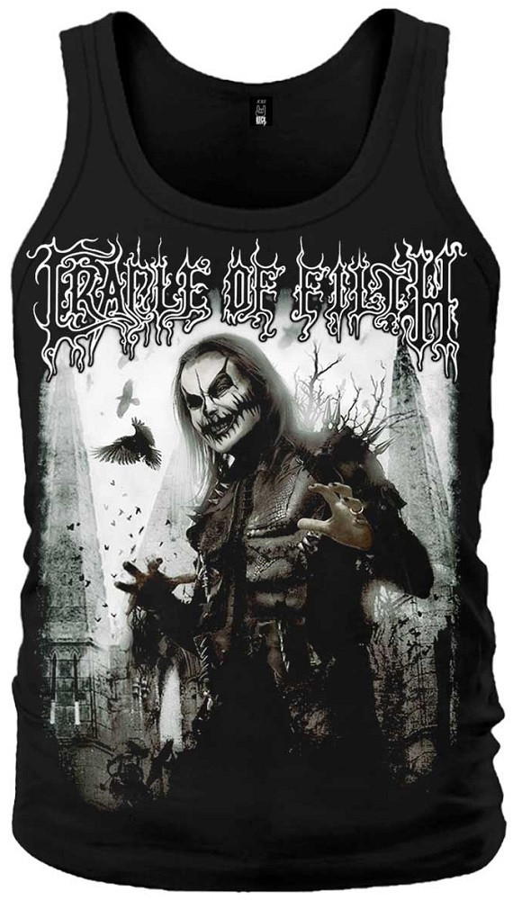 "Майка Cradle Of Filth ""Yours Immortally"", Размер S"