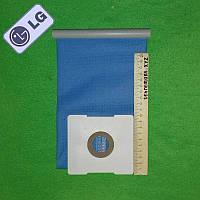 Синий пылесборник 100 мм / 111 мм для пылесосов LG